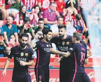 Arda'dan 1 gol 1 asist Barça 5-0 galip