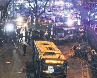 Kızılay'daki bombalı saldırıda önemli gelişme