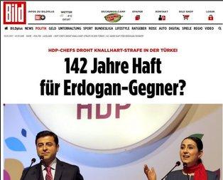 Yine Alman medyası yine yalan!