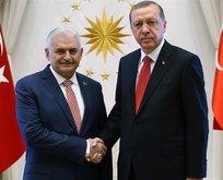 Ankarada sürpriz görüşme