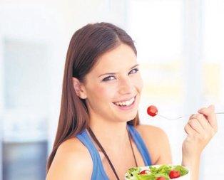 Yemekler basit tansiyon sabit