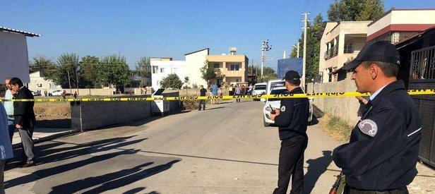 Osmaniyede terör saldırısı: 3 yaralı!