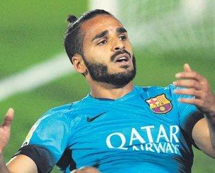 Timsah'ın gözü Barça'da