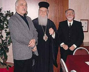 Darbeyi FETÖ, CIA ve Patrikhane yaptı!