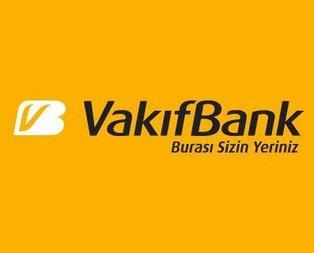 VakıfBank'tan anında alışveriş