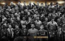 FIFA sadece o Türkü layık gördü