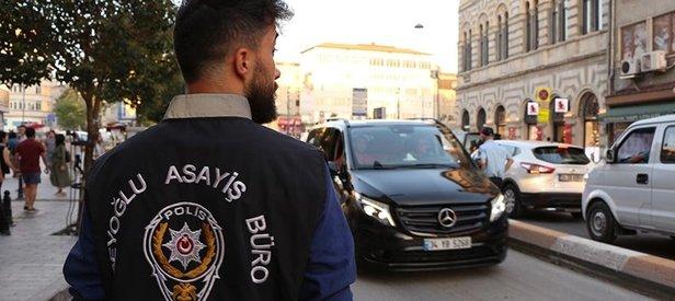 İstanbulda dev operasyon başladı