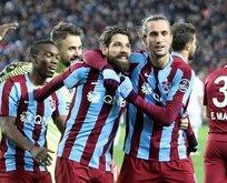 Trabzonspor yeni stadında farklı kazandı