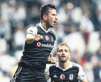 Beşiktaş'tan ayrılmayı asla düşünmedim