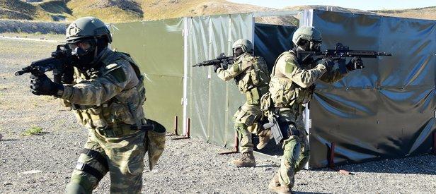 Yüksekovada çatışma! 3 PKKlı öldürüldü