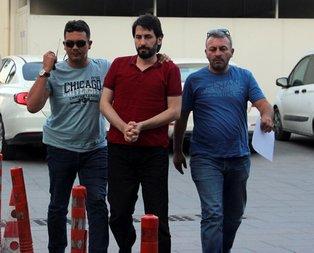 Dur ihtarına uymayan FETÖ Mahrem Abisi polise çarptı