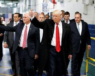 Trump için 200 milyon dolarlık tören