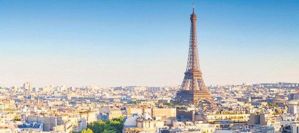 Yasak aşkın adresi Paris
