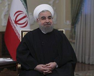 İran Cumhurbaşkanı Ruhani resmen açıkladı!