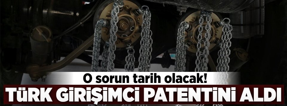 Türk girişimci yaptı! O sorun tarih olacak