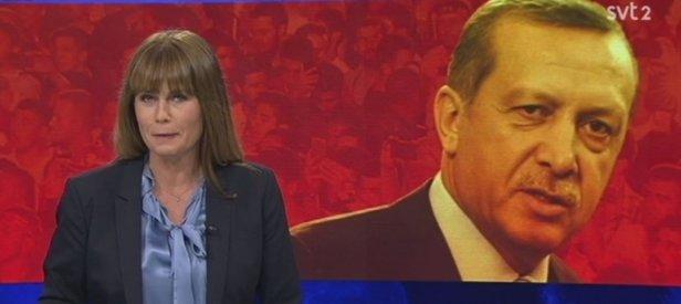 İsveçte AByi çıldırtacak Erdoğan haberi