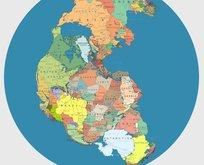 300 milyon yıl önceki Türkiye haritası