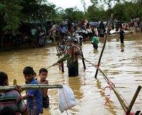 Zalim Myanmara yaptırım kararı