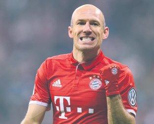 Robben'e RVP taktiği