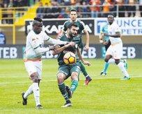 Konyaspor geri döndü