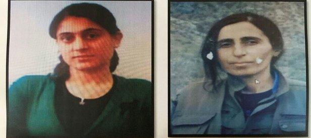 Saldırı hazırlığındaki iki terörist öldürüldü
