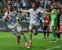 Göztepe Süper Ligde!