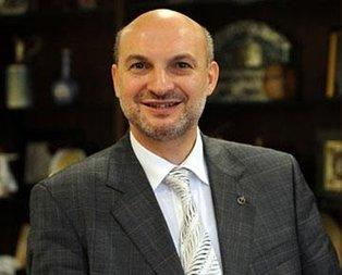 DEİK'te yeni başkan Olpak