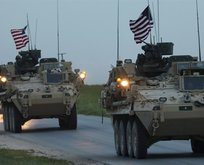 ABDden teröristlere konvoy