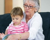 Büyükanneye yaşa göre maaş