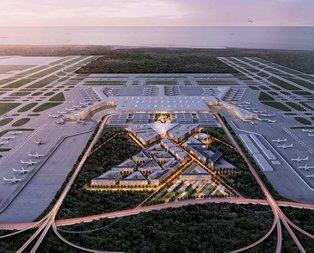 Keşke Türkiyede olsa denilen markalar 3. havalimanında!