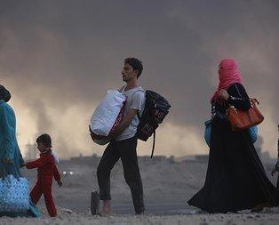 Musulda 3 bin 802 kişi göç etti