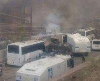 Cizredeki saldırıda kullanılan kamyon HDPnin