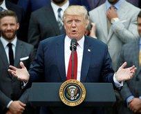 Trump'tan flaş İran talimatı