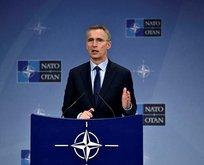 NATOdan Türkiye ve Tillerson açıklaması