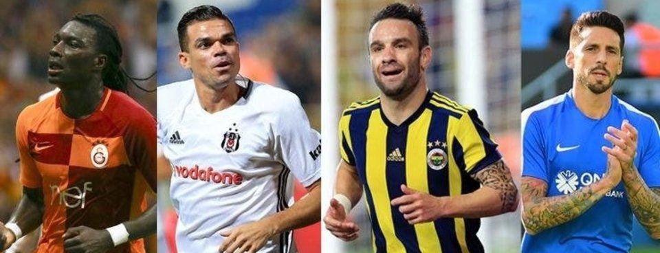 Süper Lig'deki futbolcular ne kadar kazanıyor? İşte o liste...
