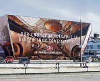 THY'nin reklamı Almanları çıldırttı