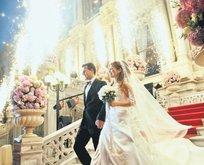 Zenginin düğünü 1 milyon lira