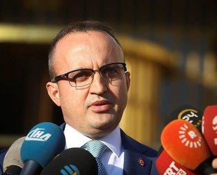 Bülent Turan: CHP, HDPnin demosu haline geldi
