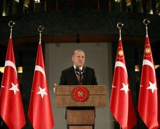 Erdoğandan Kılıçdaroğluna sert yanıt