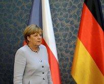 Almanlar yas tutuyor