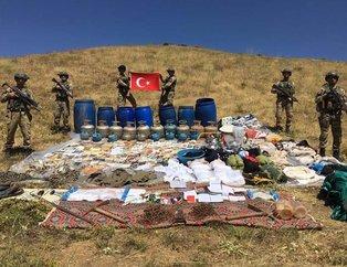 PKK'nın saklanacak deliği kalmadı