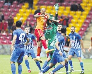 Aslan'dan Dersim'e gol dersi