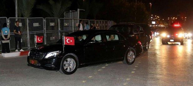 Cumhurbaşkanı Erdoğan, Nur Tatarın düğününe katıldı