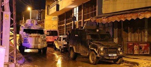 Eylem hazırlığındaki PKKlı teröristler öldürüldü
