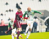 Sırp stoper Mitrovic sahne aldı