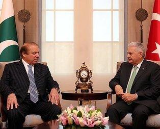 Başbakandan kritik görüşme