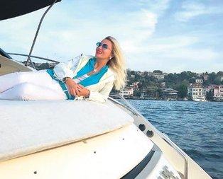 Boğaz'da tekne turu