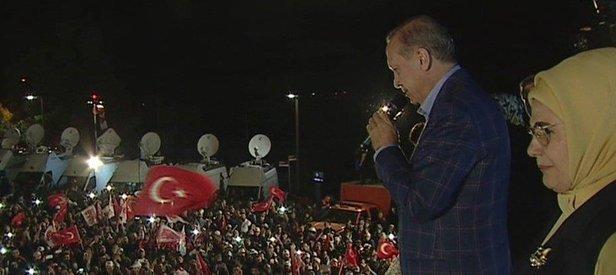 Erdoğan: Artık Türkiyede patinaj olmayacak