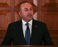 Bakan Çavuşoğlundan Yunanistana sert tepki
