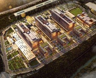 İstanbul İkitelli Şehir Hastanesi için ilk imzalar atıldı